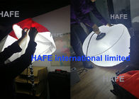 Metal Halide 400W Rechargeable Luminite Light Tower , Balloon Light Tower
